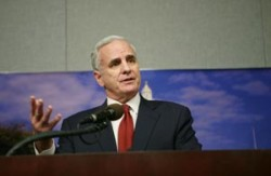 Minnesota Governor-elect Mark Dayton