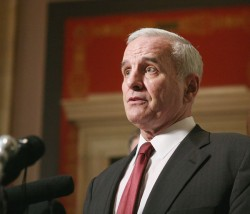 Gov. Mark Dayton welcomed President Barack Obama's executive order. (File photo: Peter Bartz-Gallagher)
