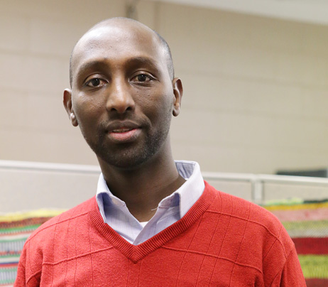 Mohamud Noor says he plans to seek the DFL endorsement in House District 60B, and he has not explicitly addressed whether he might decide to force Rep. Phyllis Kahn to a primary. (Staff photo: Peter Bartz-Gallagher)
