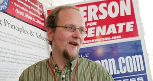 District 30B Republican Rep. David FitzSimmons has opted not to run in a 2014 primary after his defeat in an endorsement battle with Dayton City Council member Eric Lucero. Lucero launched his challenge after FitzSimmons voted in favor of the same-sex marriage bill during the 2013 legislative session. (File photo)