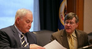 Budget conferees head toward finish line