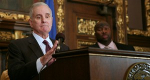 The Capitol Note: Dayton, DFL leaders tout progress