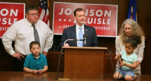 The Capitol Note: Kuisle joins Johnson in race for governor