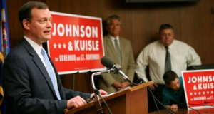 Jeff Johnson picks former legislator Kuisle as running mate