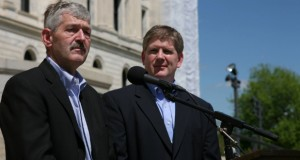 Rep. Kurt Zellers, a former House speaker, said he would seek a federal waiver to escape MNsure. (File photo: James Nord)