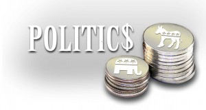 Why is there so much money in politics?