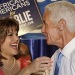 Florida Democrats back Crist to challenge Scott