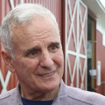 Up in polls, Dayton rebuts attacks