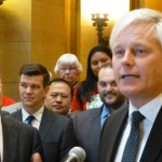 Thissen: 'People see we're making progress'