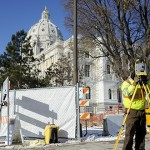 Construction team finds a few surprises in State Capitol