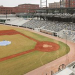 Slide show: New St. Paul Saints ballpark nearly ready