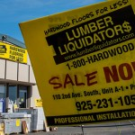 Lumber Liquidators CEO abruptly quits amid flooring probe