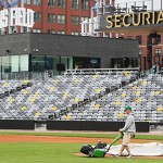 Finally, it's time to play ball at CHS Field