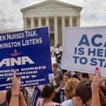 Health care ruling sets off partisan responses