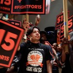 Higher minimum-wage proposals gain ground on both coasts