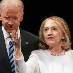 Clinton quietly trying to discourage Biden