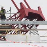 OSHA: Stadium workers 'fell and slid down roof'