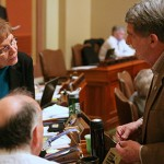 Could women end gridlock at the Capitol?