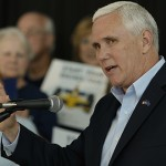 Social issues complicate re-election for Indiana's Pence