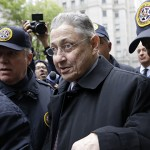 Former N.Y. Assembly speaker gets 12 years in prison