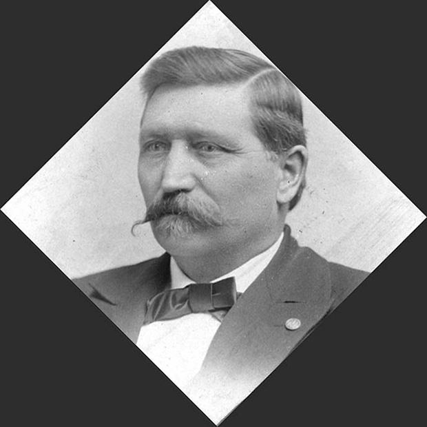 Sen. Frederic Iltis, R-Carver, elected 1894