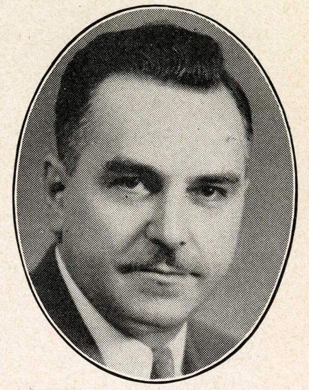 Rep. Bernard Francis Ederer, Stevens County, elected 1942