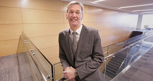 Sen. Scott Jensen, R-Chaska, believes his medical practice and civic involvement has prepared him to serve in the Legislature. (Staff photo: Bill Klotz)